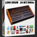 LINN DRUM LINDRUM VINTAGE DRUM MACHINE 24 BIT 24BIT SAMPLES