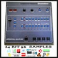 Thumbnail emu e-mu drumulator vintage drum machine original 24 bit 96Khz 24bit 96 khz sample