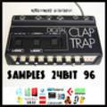 Simmons digital drum clap trap sounds analog vintage drum machine loop loops sample