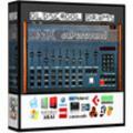 Oberheim DMX Wav Drum Kit Samples 24 bit 96Khz 24bit sample