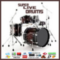 Live drums pop rock metal dub reggae drums reason sample