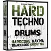 Hard techno hardstyle jumpstyle trance drums sounds sample