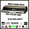 Fender rhodes Piano mark v stage 73 vintage sound wav sample