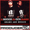 hip hop drum loop break rap breakbeat sound fl studio GZA Dj muggs Kit