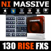 Thumbnail Rise FX for native instruments MASSIVE nmsv presets patches