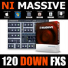 Down FX for native instruments MASSIVE nmsv presets patches