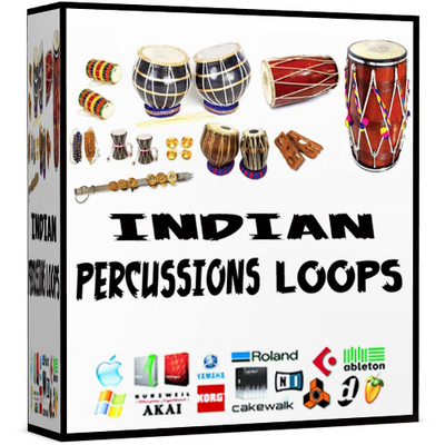 Product picture Indian india Percussions loop loops tabla tablas sample