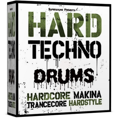 Product picture Hard techno hardstyle jumpstyle trance drums sounds sample