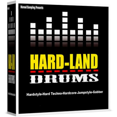 Product picture TECHNO TRANCE HARDSTYLE JUMPSTYLE MAKINA GOA DRUMS SAMPLE