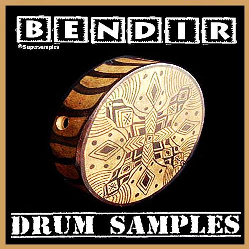 Product picture Bendir Arabic percussion drum samples reason kontakt mpc SF2