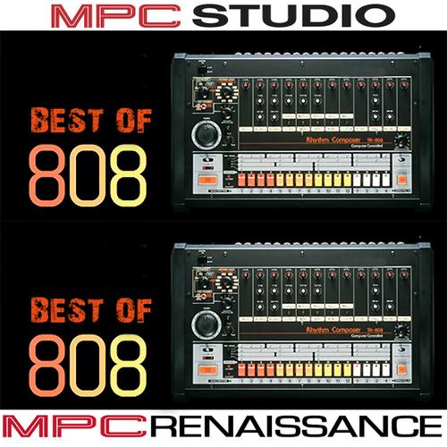 Product picture TR808 TR 808 Mpc kit studio renaissance 1000 2500 500 5000